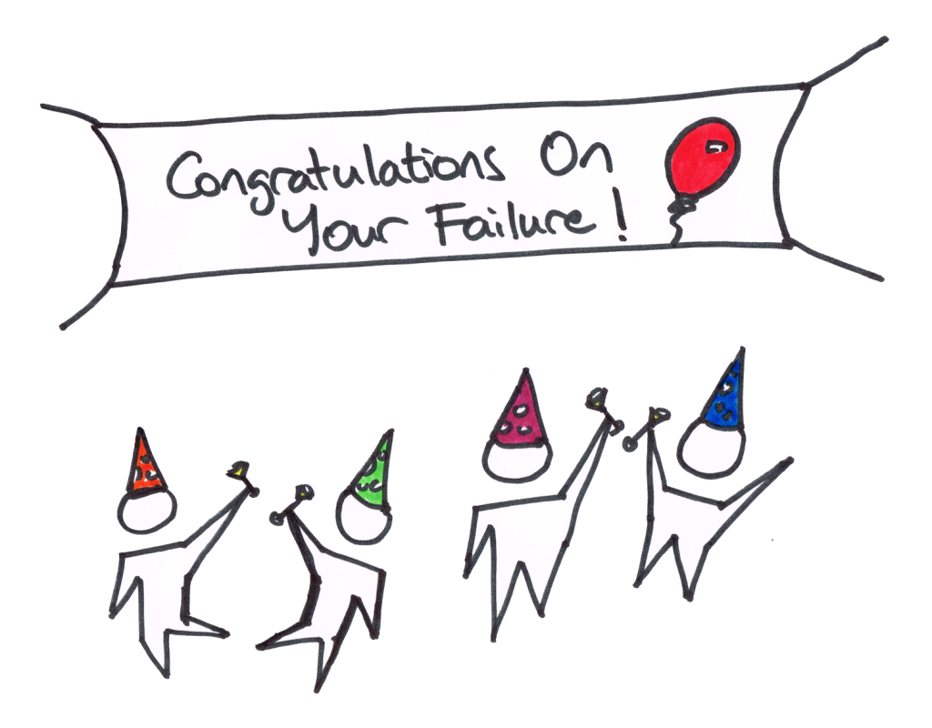 Congratulations on Your Failure